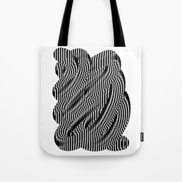 Op Art #1 Tote Bag