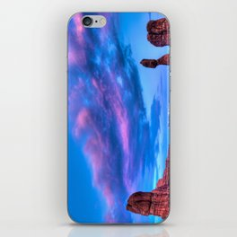 """Balanced Sunset"" iPhone Skin"