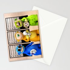 The Usual suspects Stationery Cards