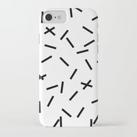 confetti iPhone & iPod Cases featuring Confetti by Caitlin Workman