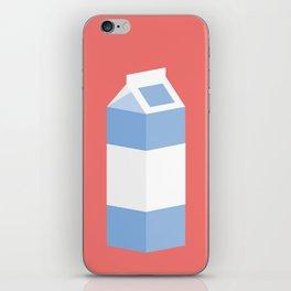 #90 Milk Carton iPhone Skin