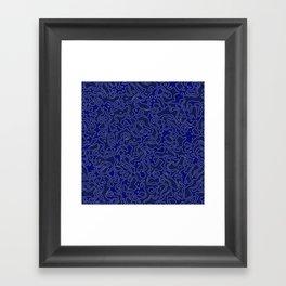 20-Something Framed Art Print