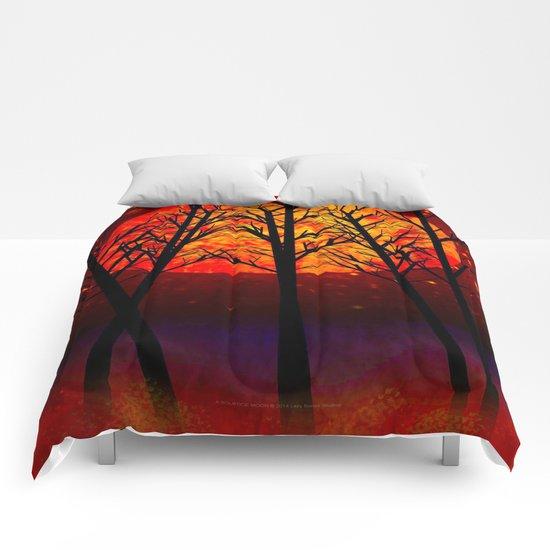 A SOLSTICE MOON - 118 Comforters