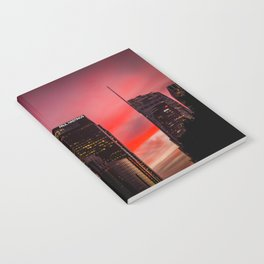 Skyscapes in Los Angeles Notebook