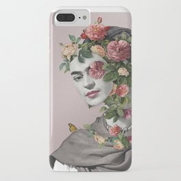Frida Floral II iPhone Case