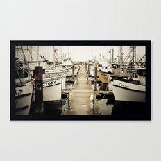 Davy Jones's locker Canvas Print