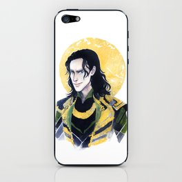 Loki of Asgard iPhone Skin