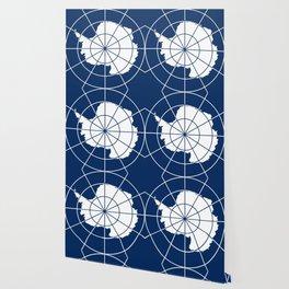 Flag of Antarctica Wallpaper