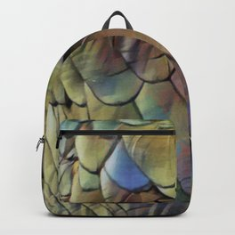 Raven feathers I Backpack