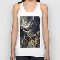 predator Tank Tops featuring Predator by Patricia Lull