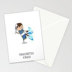 HYAKURETSU KYAKU! Stationery Cards