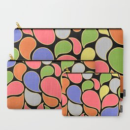 RAIN OF COLORS Carry-All Pouch