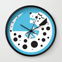 Sparky Wall Clock