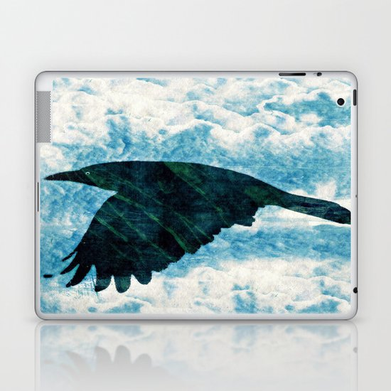 The rook #VI Laptop & iPad Skin
