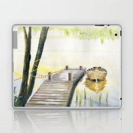 A Little Peace of Mind Laptop & iPad Skin