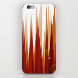 Under the Bushes iPhone Skin