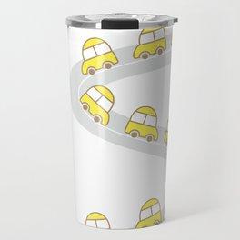 Traffic Giraffe  Travel Mug