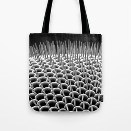 Eye of a Fruit Fly Tote Bag