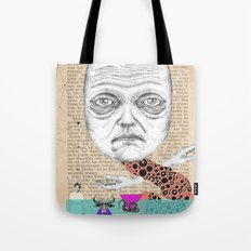My life with men... Tote Bag