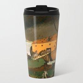 Noah's Ark by Edward Hicks Travel Mug