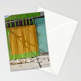 Yellow Hut Stationery Cards