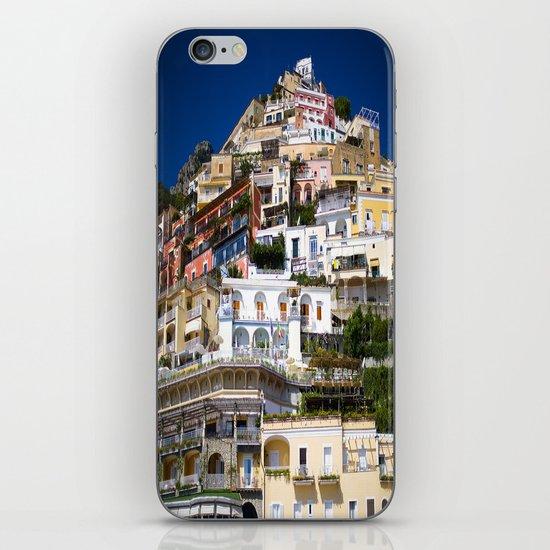 Positano Italy iPhone & iPod Skin