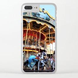 San Francisco Feels Pt.3 Clear iPhone Case