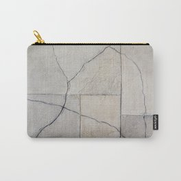 Stone wall texture Carry-All Pouch