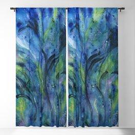 """New Beginning"" Original Artwork by Tracy Breithaupt Blackout Curtain"