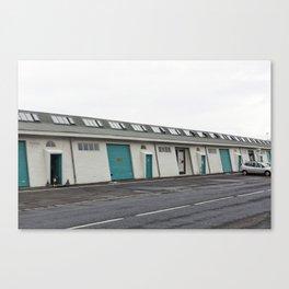 Reykjavik, Iceland Canvas Print