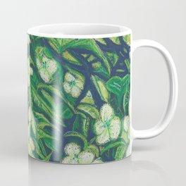 Expressionist Sweet Flowers Coffee Mug