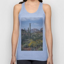 Arizona Spring Unisex Tank Top