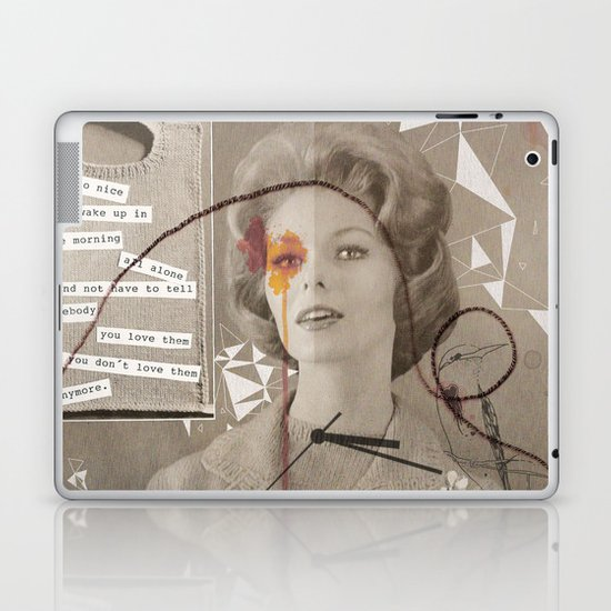 LOVE POEM Laptop & iPad Skin