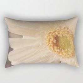 Dreamy White Germini 2 Rectangular Pillow
