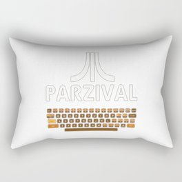 Ready Player One Parzival Rectangular Pillow