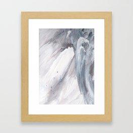 Crashing Waves v.2 Framed Art Print