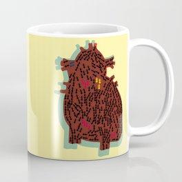 ants and heart Coffee Mug