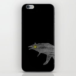 Dinosaure iPhone Skin