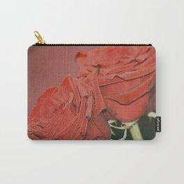 Velvet roses Carry-All Pouch