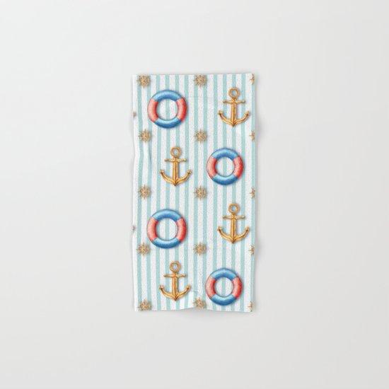 sea day Hand & Bath Towel
