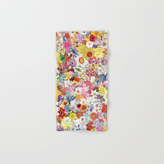 Flowers.2 Hand & Bath Towel