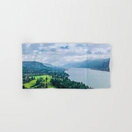Columbia River Gorge, Washington State, USA Hand & Bath Towel