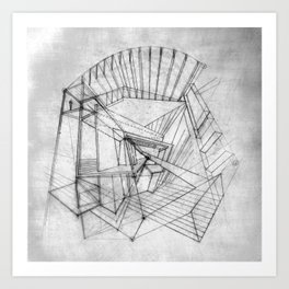 obsolescence Art Print