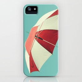 Rainy Days don't Last Forever iPhone Case