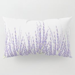 Lavender in the Field Pillow Sham