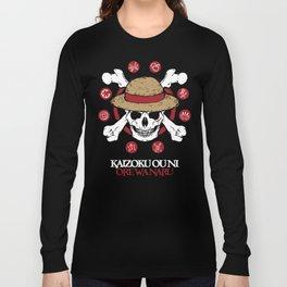 Mugiwara Kaizoku Long Sleeve T-shirt