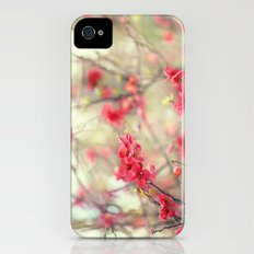 Dancing Quince iPhone (4, 4s) Slim Case