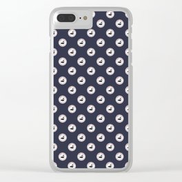 Dream BIG and Be YOURSELF Clear iPhone Case