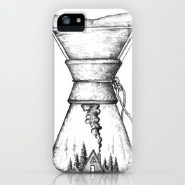 Chemex Coffee iPhone Case