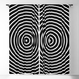 Concentric Blackout Curtain